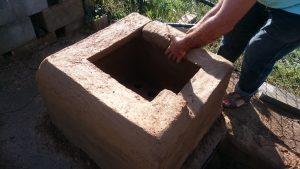 Tecnologia primitiva: Forn per ceràmica