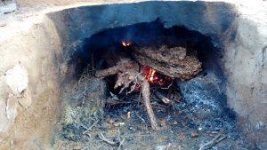 camara de combustió del forn per ceràmica