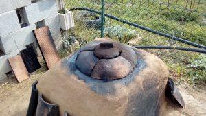 tapadora del forn per ceràmica