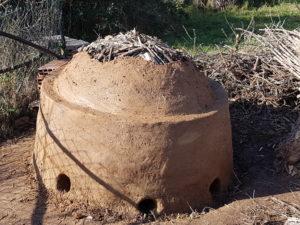 construcció de la cúpula